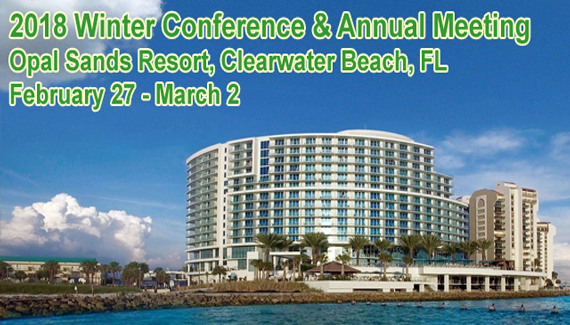 February in Florida!