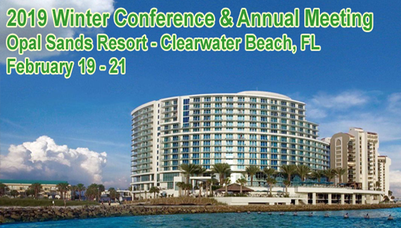 Join us in sunny Clearwater Beach, FL!
